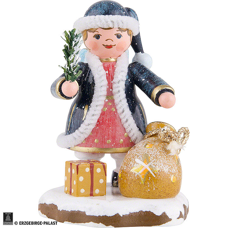 """Winter Children Heaven's Child """"A Gift for You""""  -  6cm / 2.4 inch"""
