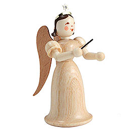 Angel Long Skirt Conductor, Natural  -  6,6cm / 2.6 inch