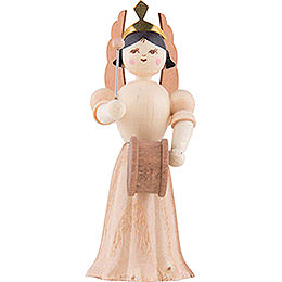 Angel with Drum  -  7cm / 2.8 inch