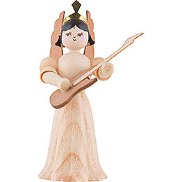 Angel with Electric Guitar  -  7cm / 2.8 inch