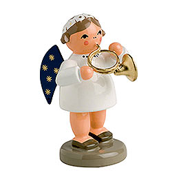 Angel with Horn  -  5cm / 2 inch