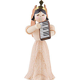 Angel with Melodica  -  7cm / 2.8 inch