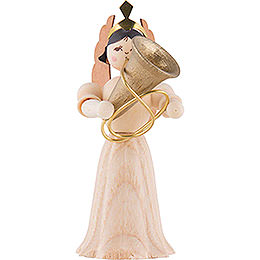 Angel with Tuba  -  7cm / 2.8 inch