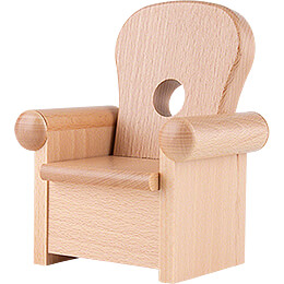 Armchair for Edge Stool  -  16cm / 6 inch