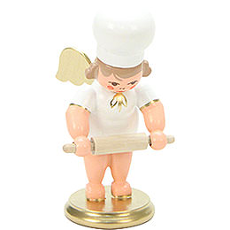 Baker Angel with Kitchen Tool  -  7,5cm / 3 inch