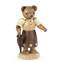 Bear (female)  -  10cm / 4 inch