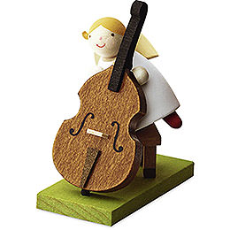 Big Band Guardian Angel with Bass  -  3,5cm / 1.3 inch