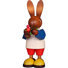 Bunny with Flute  -  22,5cm / 8.9 inch