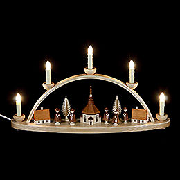 Candle Arch  -  Seiffener Church  -  50cm / 20 inch
