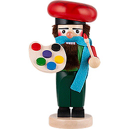 Nutcracker  -  Artist Painter  -  30cm / 11,5 inch