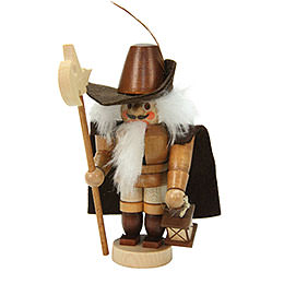 Nutcracker  -  Mini Nightwatchman Natural Colors  -  12,0cm / 5 inch