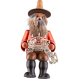 Smoker  -  Candle Arch Seller  -  27cm / 10.6 inch