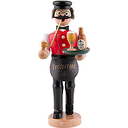"Smoker  -  Innkeeper ""Freiberger Beer""  -  20cm / 8 inch"