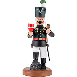 Smoker  -  Miner Overseer with Cocked Leg  -  22cm / 8.7 inch
