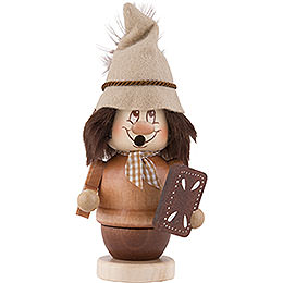 Smoker  -  Mini Gnome Hansel  -  16,0cm / 6.3 inch