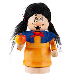 Smoker  -  Mini Gnome Snow White  -  13cm / 5.1 inch