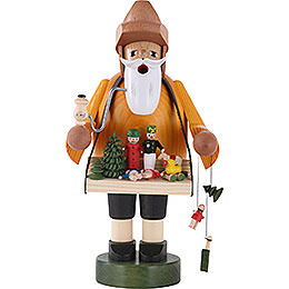 Smoker  -  Toy Salesman  -  18cm / 7 inch