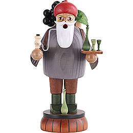 Smoker  -  Wine Salesman  -  19cm / 7 inch