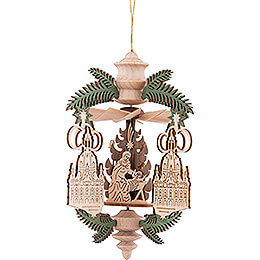 Tree Ornament  -  Branch Church of Our Lady  -  Nativity  -  13cm / 5.1 inch