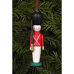 Tree Ornament  -  Toy - Soldier  -  2,4x8,5cm / 1x3 inch