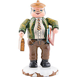 Winter Children Teacher  -  8cm / 3 inch