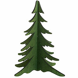 Wooden Stick - Tree Green  -  19cm / 7.5 inch